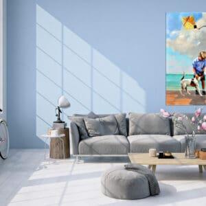 Aranżacja - obraz Julia Myga