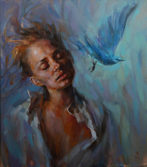 Renata Brzozowska obrazy