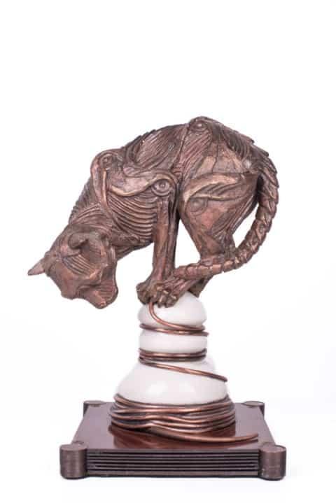 Norbert Sarnecki rzeźba