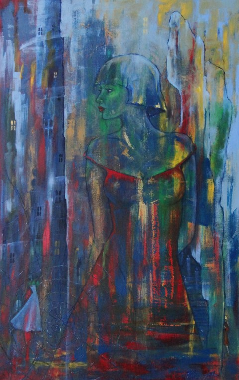 Hanna Styczyńska malarstwo
