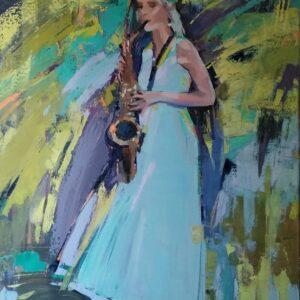 Julia Myga malarstwo