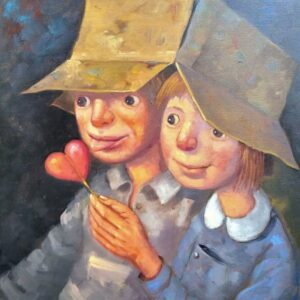 Dariusz Miliński malarstwo