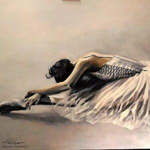 Agata Mikulska- Sienkiewicz baletnice