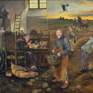 Dariusz Miliński, obrazy