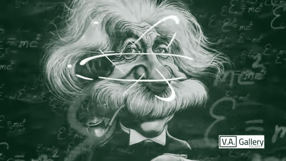 """""""Dlaczego Einstein był łysy - czyli mądrej głowy włos się nie trzyma"""" odc. 3"""