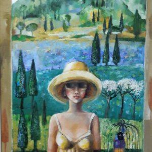 Mira Smerek - Bielecka malarstwo
